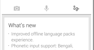 Google Translate Android App Adds Phonetic Input For 8 Indian Languages, But It Does Not Work