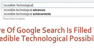 Future Of Google Search Is Filled With Incredible Technological Possibilities
