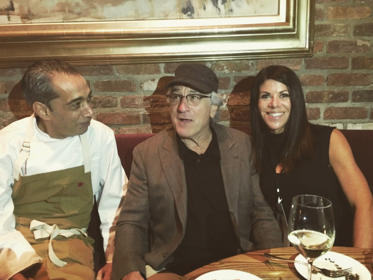 Tribeca Grill's 25th Anniverisary with Robert DeNiro