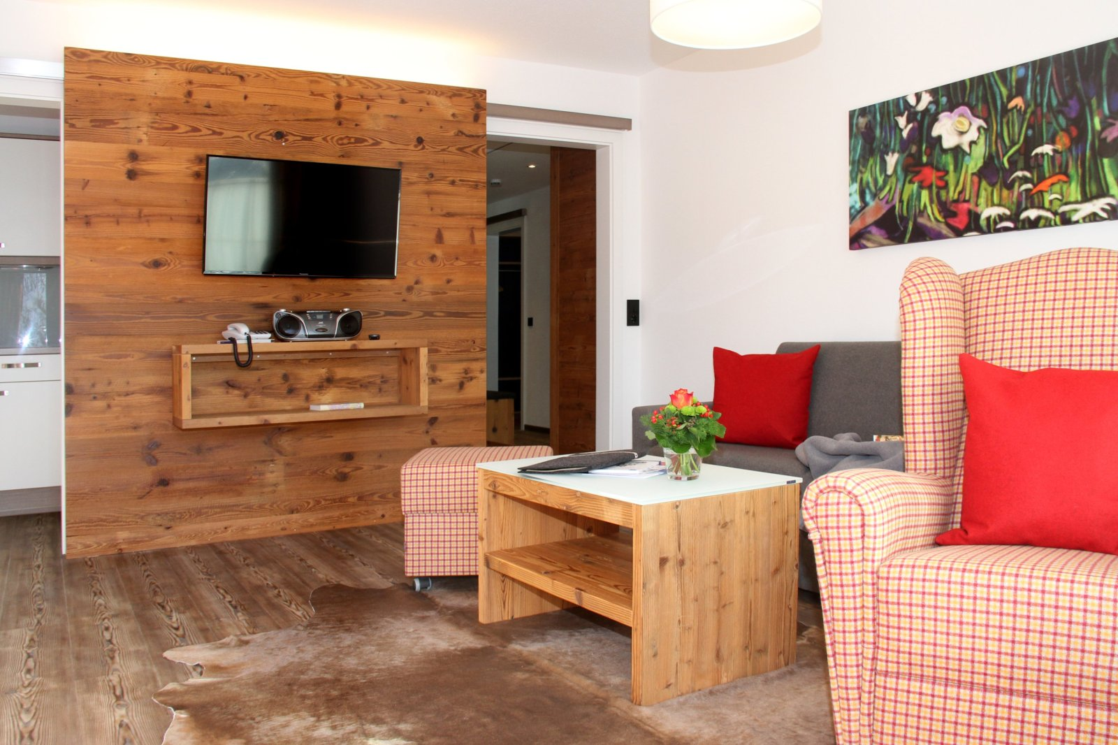 Badezimmer Country Style Vacation Apartment 3