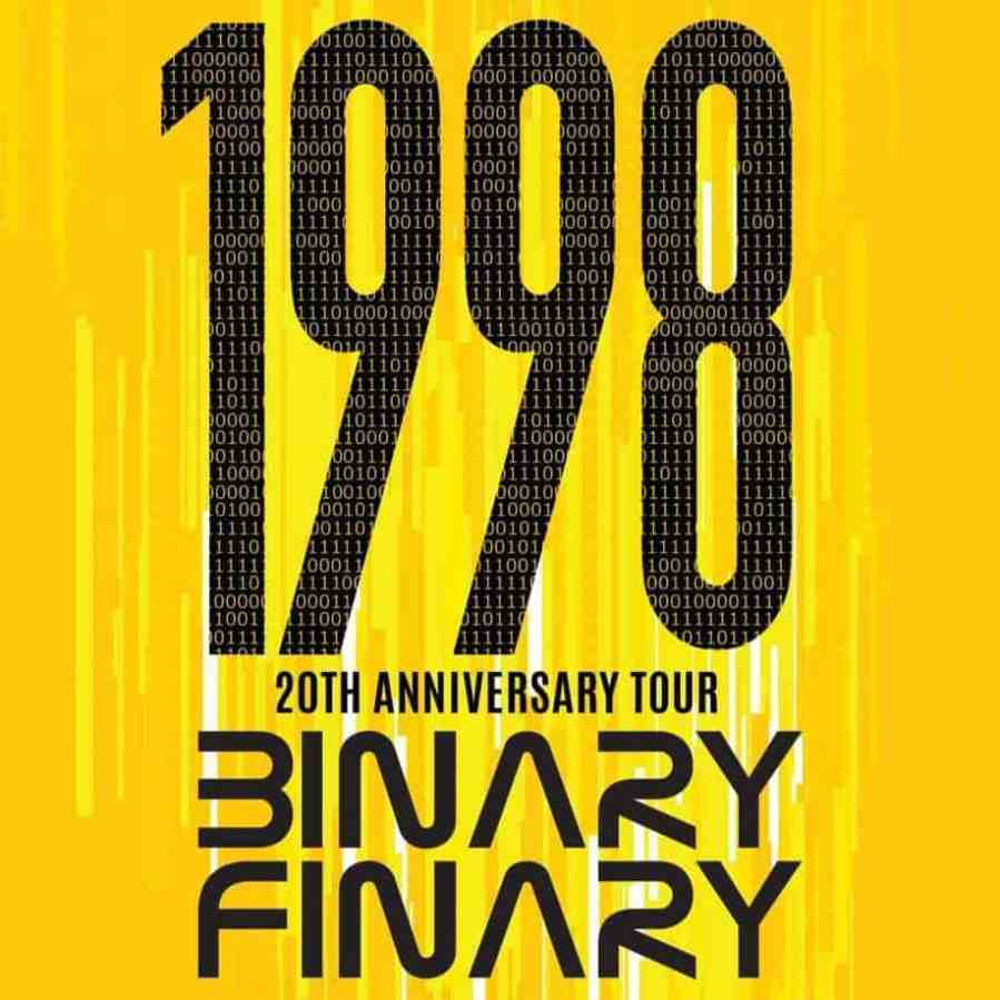 Binary Finary \u2013 1998 (2018 Remix)