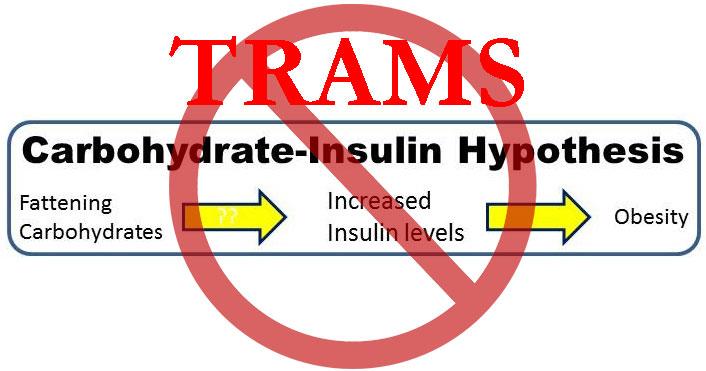 Då har kolhydrat-insulin-hypotesen dött IGEN