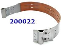 Лента тормозная, Intermediate (Direct, High/ Reverse) TH125/C(3T40) (125-195A) (44мм) 1982-Up