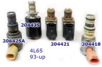 набор соленоидов (solenoid kit) 4L65 93-up