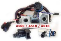 Комплект соленоидов и датчиков A500 / A518 / A618