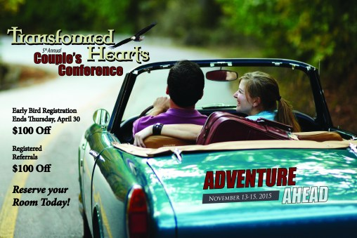2015 Annual Couple's Conference