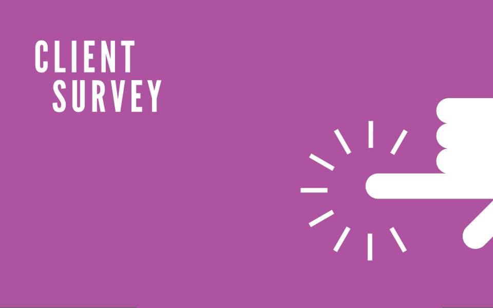 Client Survey