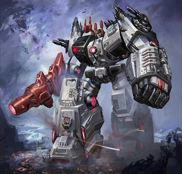 Epic Titan Fall Wallpaper Metroplex The Transformers Multiverse