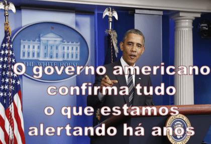 GOVERNO AMERICANO OFICIALMENTE RATIFICA NOSSOS ALERTAS PARA PERIGOS IMINENTES VINDOS DO ESPAÇO
