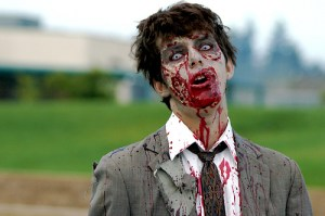 You can dress up a zombie nice, but it's still a zombie. Photo: danhollisterduck via Flickr.