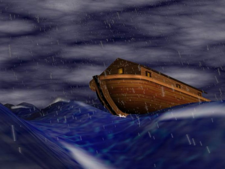 The Patience of Noah