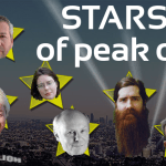 For peak oil, these stars are shining brightly