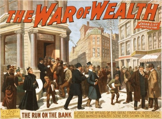 War of Wealth Poszter