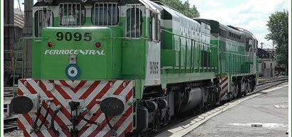 Tren Córdoba - Buenos Aires
