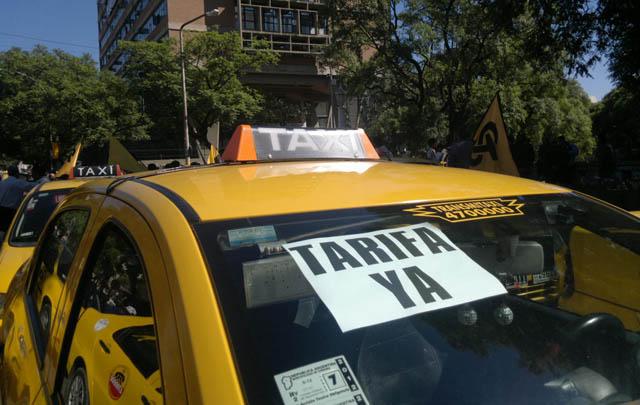 Taxi: tarifa ya (Foto: Cadena3)