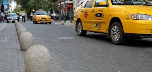 taxi - centro - cordoba