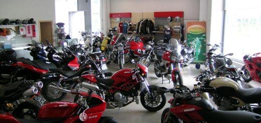 Concsionaria de motos - SoyMotero
