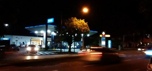 Estacion de servicio YPF - Noche_2