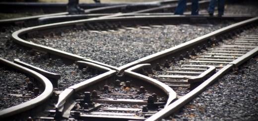 Vias del tren Buenos Aires Rosario - Foto Impulso Negocios