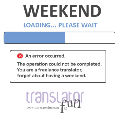Translators: TGIF! – Translator Fun