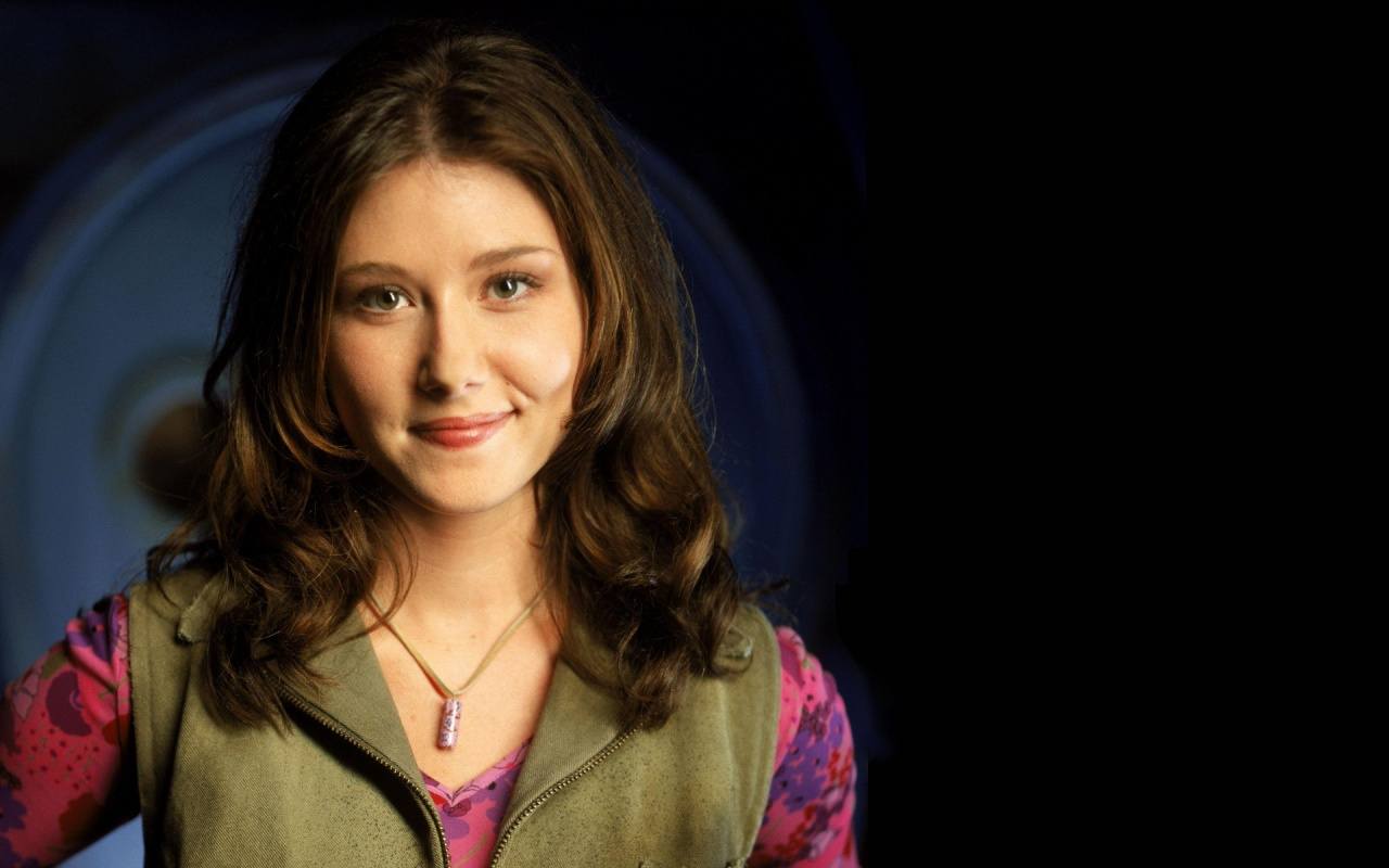 Wallpaper Girl Pic Happy Birthday Jewel Staite Transparent Aluminium Net