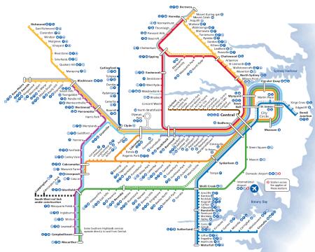 About Sydney Trains