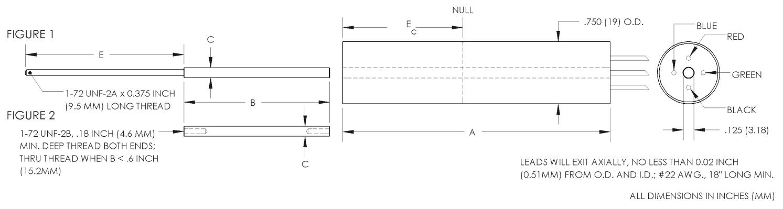 Trans Tek Wire Lvdt Diagram electrical wiring diagrams