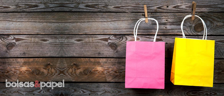 Bolsas para tienda, bolsas de papel, bolsas personalizadas
