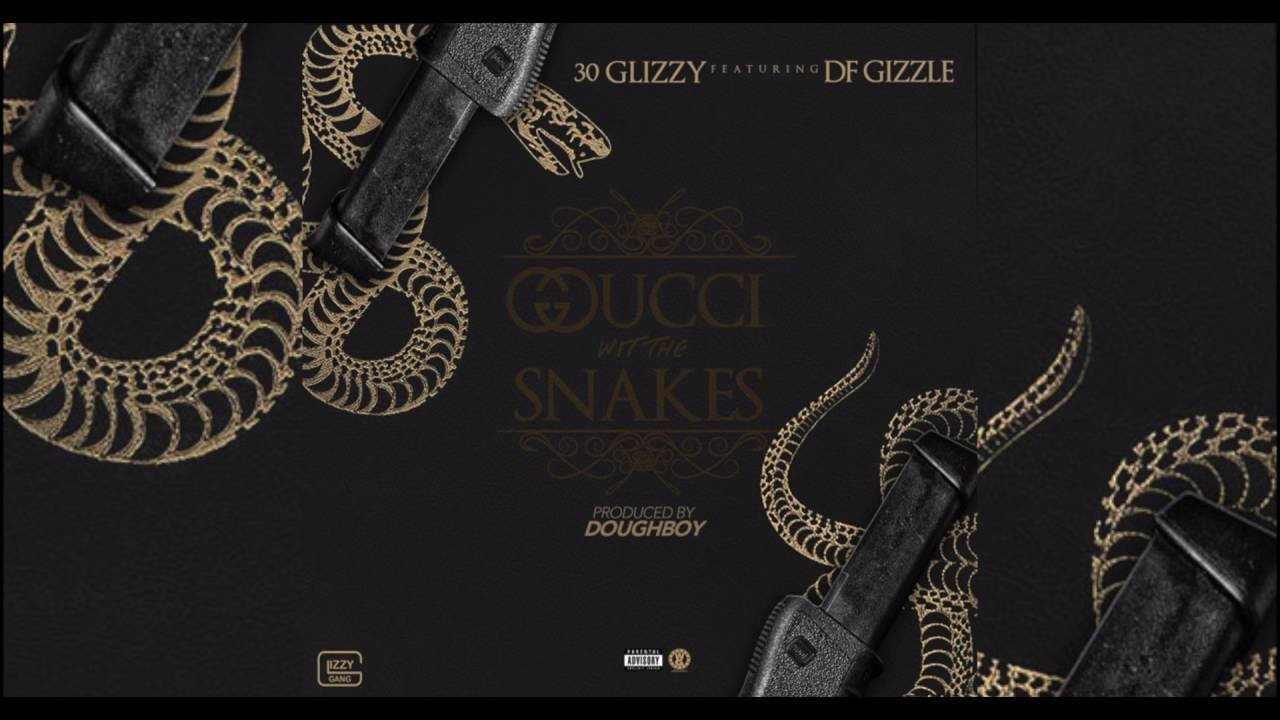 Travis Scott Iphone Wallpaper Video 30 Glizzy Ft Df Gizzle Gucci Wit The Snakes