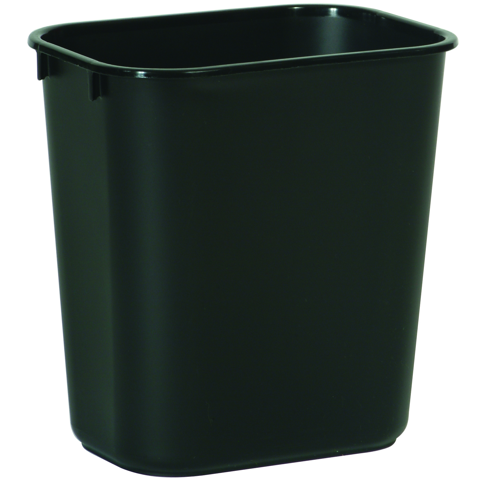 Small Plastic Trash Can 12 9 Liter Rubbermaid Small Wastebasket Trashcans Warehouse