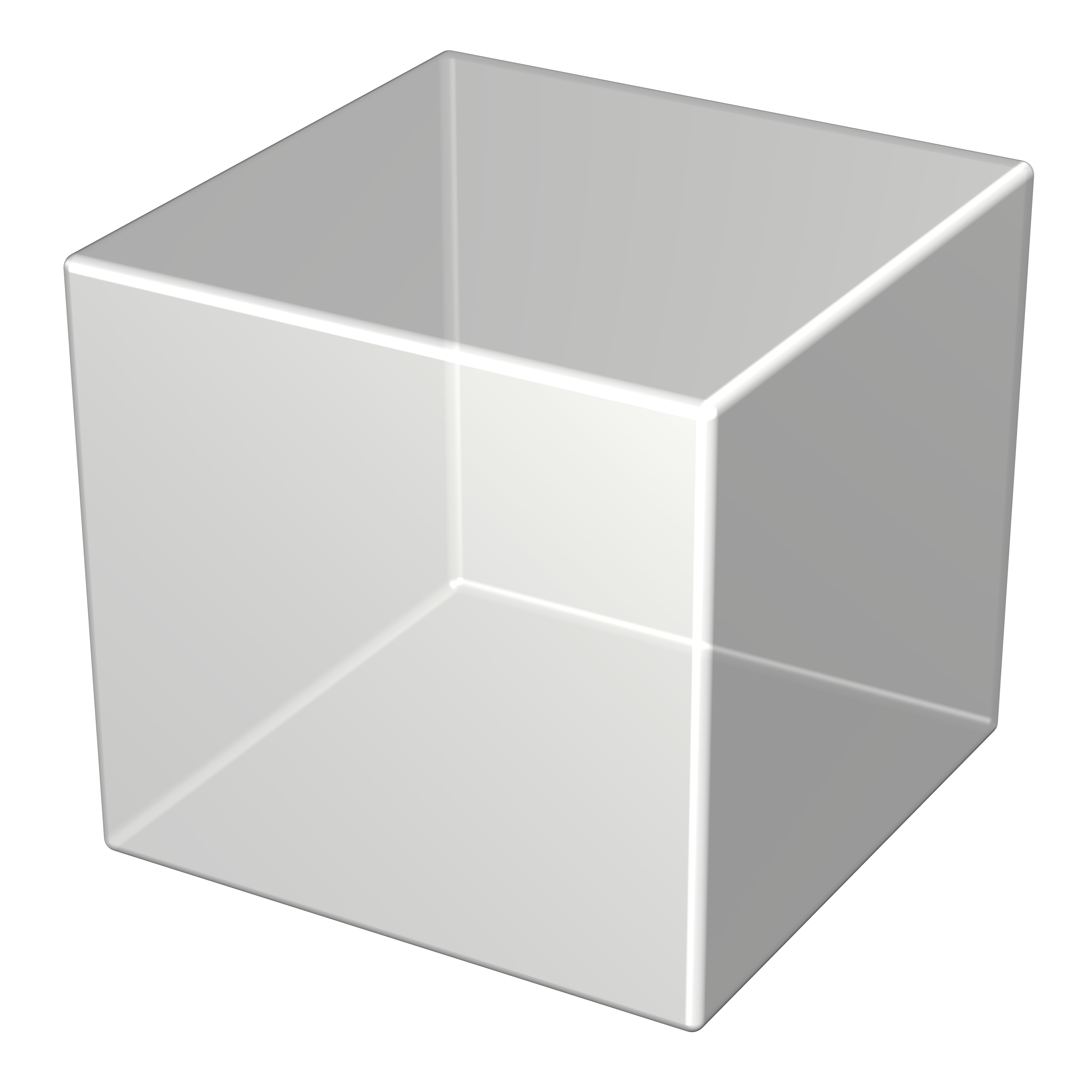Clear Box 3d Renderings Trashedgraphics