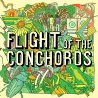 Flight of the Conchords land in Denver
