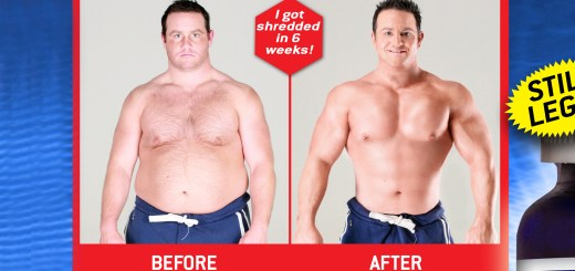 Before and After - Bigger, Stronger, Faster