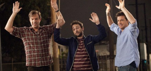 Jason Bateman, Jason Sudeikis and Charlie Day star in Horrible Bosses