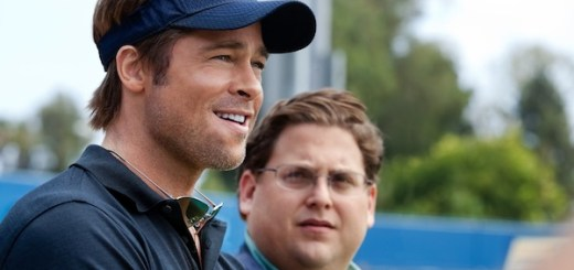 Brad Pitt and Jonah Hill star in Moneyball