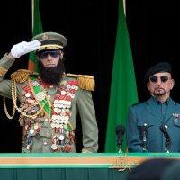 All hail Sacha Baron Cohen in 'The Dictator'