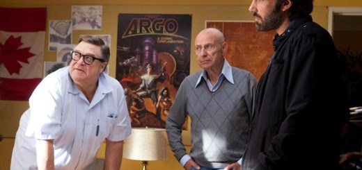 "JOHN GOODMAN as John Chambers, ALAN ARKIN as Lester Siegel and BEN AFFLECK as Tony Mendez in ""ARGO,"" a presentation of Warner Bros. Pictures in association with GK Films, to be distributed by Warner Bros. Pictures. © 2012 Warner Bros. Entertainment Inc."