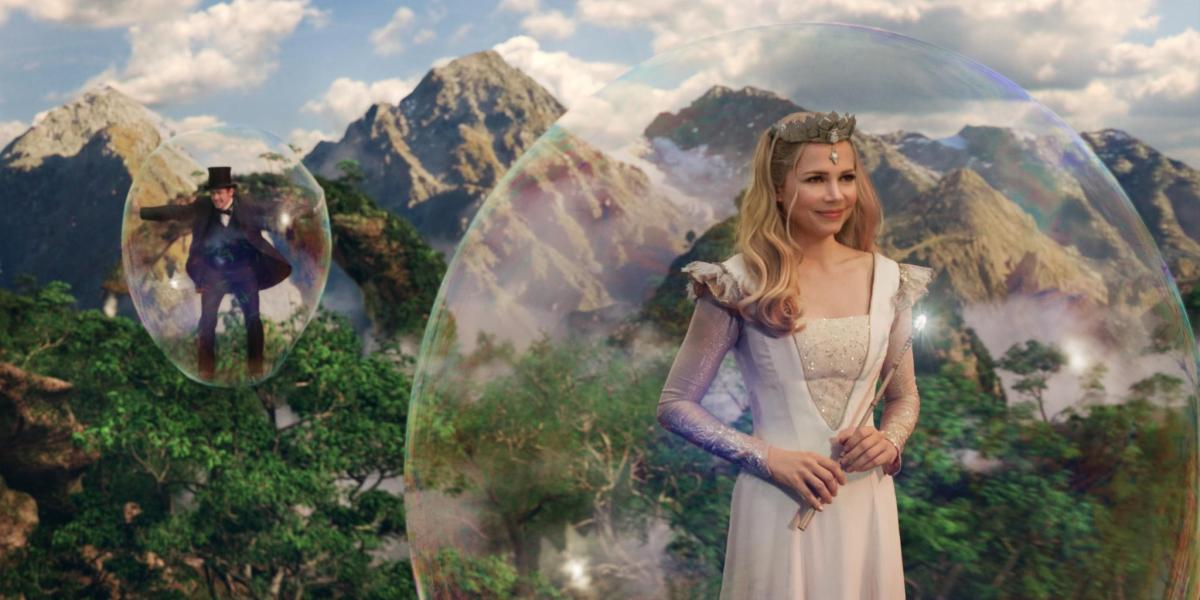 'Oz the Great and Powerful' fails to sizzle despite visual wonders
