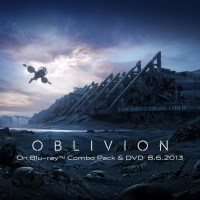 Post-apocalyptic Comic Con from 'Oblivion'