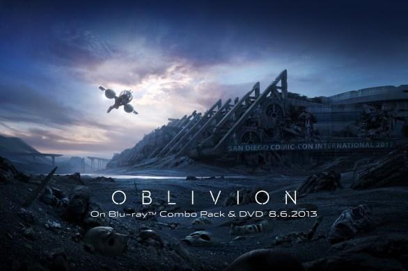 Comic-Con Exclusive Oblivion Image