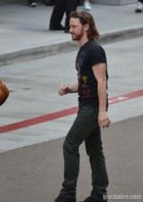 James McAvoy at Comic Con 2013