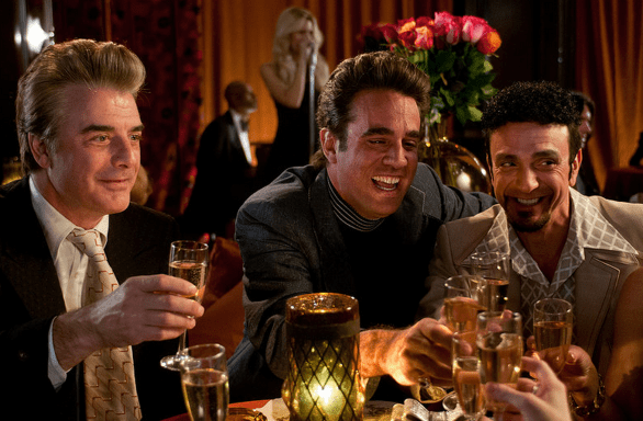 Chris Noth, Bobby Cannavale and Hank Azaria in Lovelace