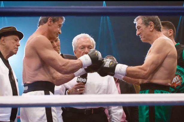 De Niro and Stallone in Grudge Match