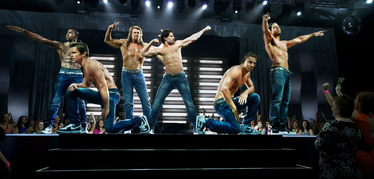 'Magic Mike XXL' is here for your entertainment