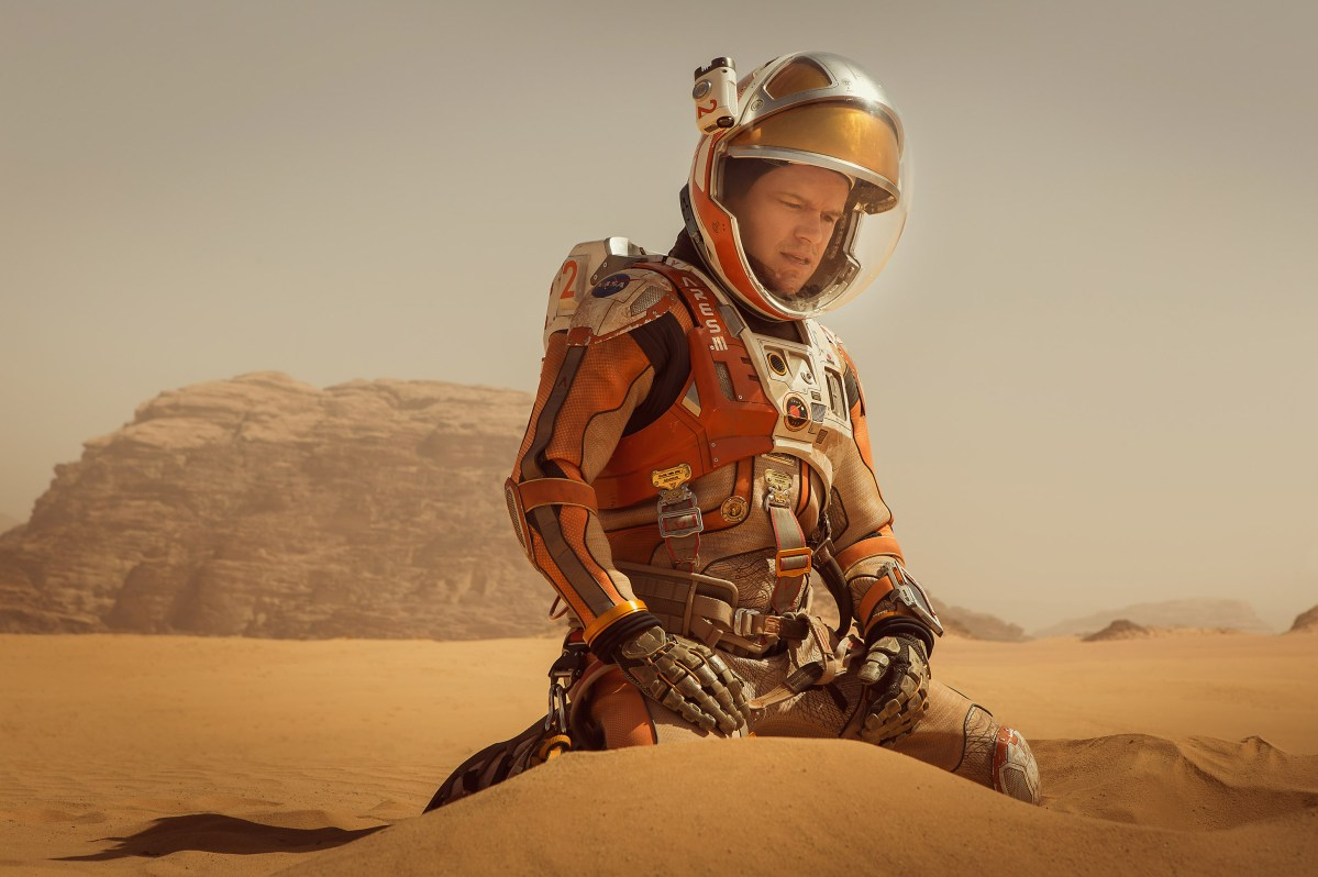 Story and science make 'The Martian' compelling sci-fi