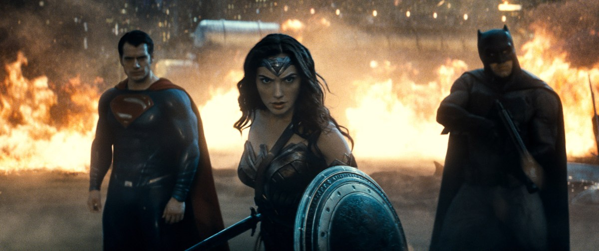 'Batman v Superman: Dawn of Justice' a beautiful mess