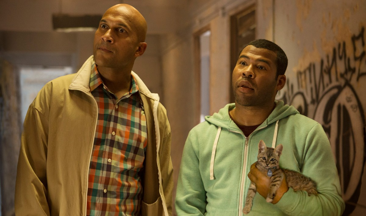 Key and Peele hit the big screen with hilarious results in 'Keanu'