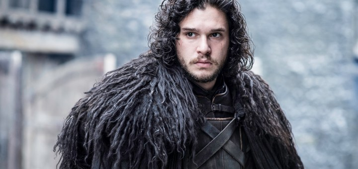 Kit Harington as Jon Snow on HBO's Game of Thrones