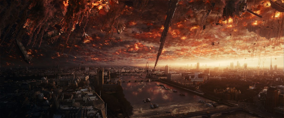 'Independence Day: Resurgence' less fun, more nostalgia cash grab