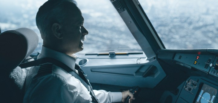 "TOM HANKS as Chesley ""Sully"" Sullenberger in Warner Bros. Pictures' and Village Roadshow Pictures' drama ""SULLY,"" a Warner Bros. Pictures release. Courtesy of Warner Bros. Pictures"